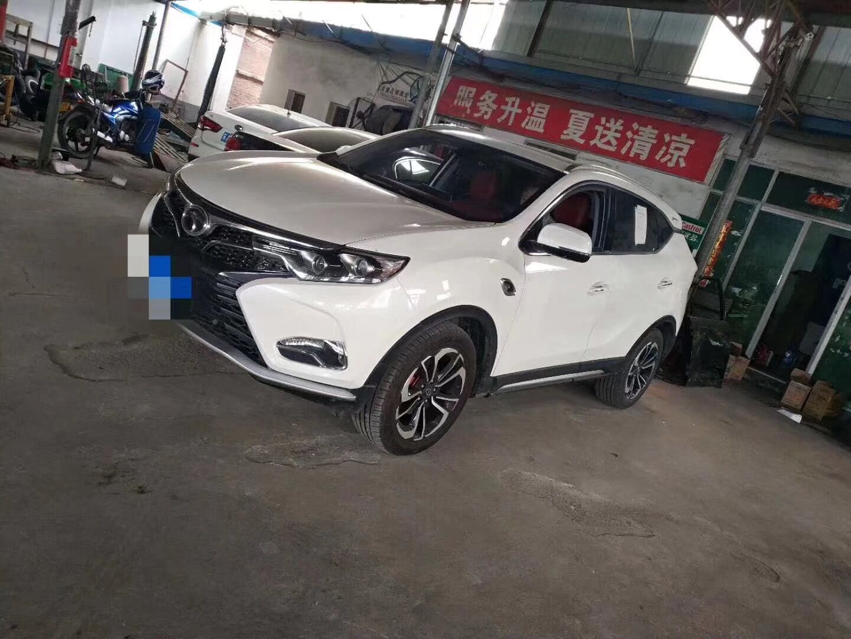 东南 DX7 2018款 prime 1.5T 自动旗舰型