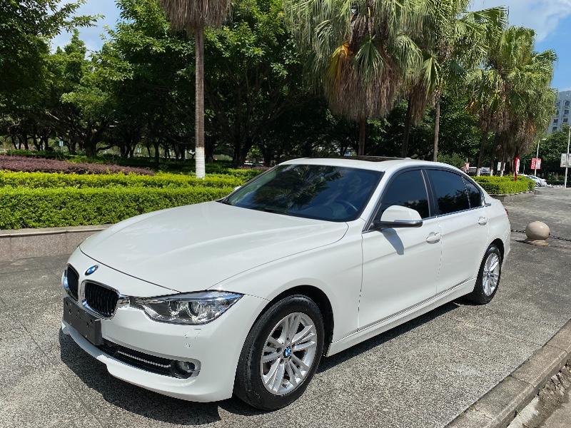 出售2015年 BMW宝马3系 时尚型