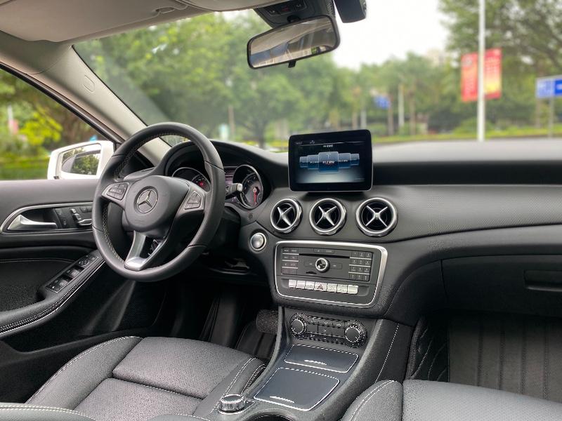 2018年 奔驰 GLA200 动感型